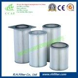 Le FACC plissé de haute qualité industrielle de l'élément de filtre à air