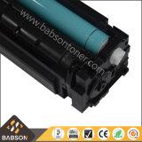 Cartouche d'encre de vente chaude CF400A/CF401A/CF402A/CF403A d'imprimante pour la HP M252n
