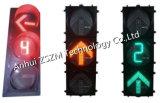 Светофор хорошего качества 200mm/300mm/400mm с отметчиком времени комплекса предпусковых операций
