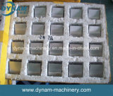 Die CNC-maschinell bearbeitenteile, die Aluminiumlegierung polieren, Druckguß