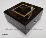 Коробка собрания вахты роскошного способа высокого качества деревянная