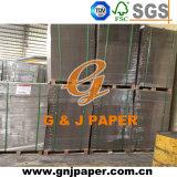 Boîte d'enrubannage Comité gris papier fait de déchets de la pâte à papier