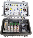 Tw3 Ace CATV Nodo / receptor óptico bidireccional