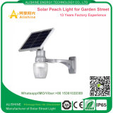 LED Solar Garden Light com bateria de lítio e Dim Light