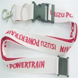 学校メダル調節可能なアクセサリのための熱い販売促進の編まれた締縄