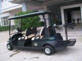Excar Fabrik 4 Seater elektrisches Golf-verwanztes Auto mit Cer