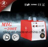 Soldadura de MIG com Ce (MIG-160T)