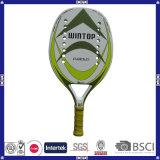 Kohlenstoff-Material-Qualitäts-Strand-Tennis-Schläger