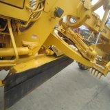 Origen de la maquinaria de construcción usada KOMATSU del graduador de Moto de la rueda Gd511 de Japón