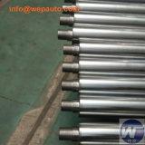 La lance de machine de broderie partie l'arbre tubulaire creux en métal
