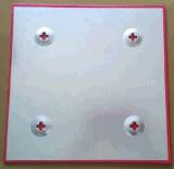 高品質の乾燥した消去のEn12150 Asnzs2208 BS62061981のガラスマーカーのボード