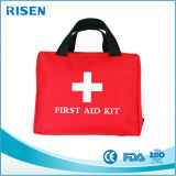 Kleines Beutel-Arbeitsweg-Emergency Großhandelsüberlebens-MiniErste-Hilfe-Ausrüstung