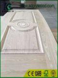 Porte en bois de /Veneer de porte/porte intérieure avec la peau de teck/noix