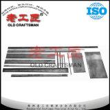 カスタマイズされるYg8/Yg11cは切削工具のための炭化タングステンのストリップを大きさで分類する
