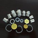 Fabrikant van uitstekende kwaliteit van de Montage van de Slang van het Gas van de Slang van het Water van het Nikkel van het Staal de Ringvormige Flex