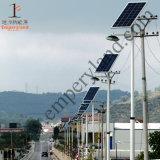 60W alles Jahr Sonnenenergie-Licht mit 8m Pole beleuchtend