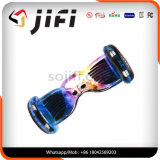2車輪はLEDライトが付いている印刷の電気スクーターを水転送する