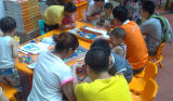 Usine de jouets éducatifs Guangzhou d'alimentation