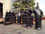 Qualité avec la pompe (mélangée) axiale verticale de flux des prix inférieurs -