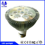 GU10 LED beleuchtet 120 Grad, 100-250V SMD 7W LED Punkt-Licht GU10