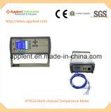 LEDの企業(AT4516)のための温度のペーパーレスのレコーダー