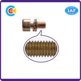 기계장치 기업을%s DIN/ANSI/BS/JIS Carbon-Steel 또는 Stainless-Steel 직류 전기를 통한 육각형 소켓 나사