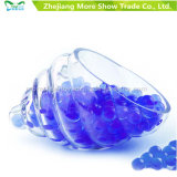 Bullet Gel Ball Mini Round Blue Crystal Soil Water Beads