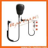 Облегченный микрофон диктора на Motorola 2 радиоего Dtr620 Pin