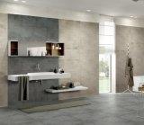 Neue Kleber-Art glasig-glänzende Porzellan-Fußboden-Fliese für Fußboden und Wand (FN02)