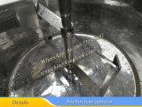 Половин-Сверните спиралью бак катушки бака топления смешивая Jacketed охлаждая смешивая