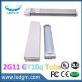 Warranty 5 년 2g11 2g10 또는 Gy10 LED Tube SMD2835 9W Lamp