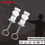 Type de câble S-surcharge chute en plastique sur le fil collier de serrage