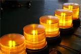 LEIDENE van het Oranje licht van de vrachtwagen het Roterende Baken van de Stroboscoop (tbd348-III amber)