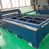 CS de 10mm, machine de découpage de laser de fibre de tôle de 5mm solides solubles (FLS3015-1000W)
