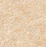 Effet de pierre jaune /Golden Look vitrage carrelage de sol en céramique polie (SD10320)