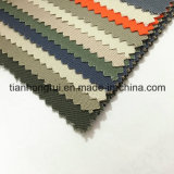 Free Sample Twill Digital Printed Anti-Static Brushed Fabric for Worker