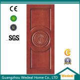 Personalizar Puerta de madera compuesta de madera pintada