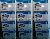 Máquina caliente popular del humo de la venta 1500W 8PCS LED de Guangzhou con el Ce RoHS