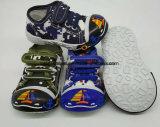 Lateset Form-Babyschuh-Säuglingsschuh Belüftung-alleiniger Schuh (HH17621-3)