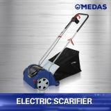 Escarificador elétrico para cuidados com o gramado