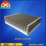 優秀な熱Dipersionの連続パワー系統のためのアルミニウム脱熱器