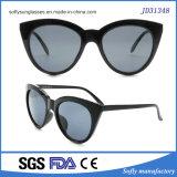 Óculos de sol retros dos olhos de gato da forma da forma das senhoras do verão