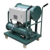 Desechos portátiles baja viscosidad de la máquina de purificación de aceite de combustible (TYB)