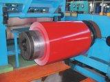 A cor de PPGL/PPGI revestiu a bobina de aço