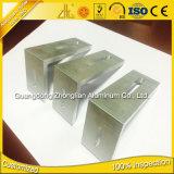 Perfil de la esquina de aluminio de la capa del polvo de la aleación de aluminio de 6063 series T5