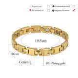 Hottime Bio Element Jewelry pour la conception de mode avec Tungsten Magnetic