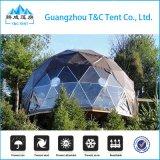 庭のイグルーのテント/庭のドームの住宅価格/透過測地線のテント