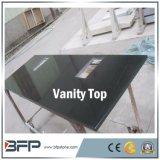 De Chinese Hete Bovenkant van de Ijdelheid van de Badkamers van het Graniet van de Verkoop Zwarte G684