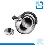 1L/2L/3L/4L高品質のステンレス鋼の平底の笛を吹くやかん