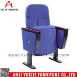 Venda de dobramento Yj1601r da cadeira da igreja da melhor tela da qualidade